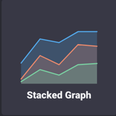Stacked Graph selector